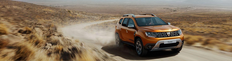 Naujasis Dacia Duster