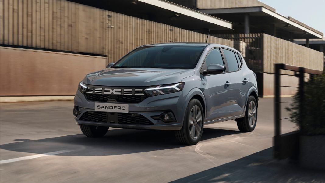 Naujasis Dacia Sandero